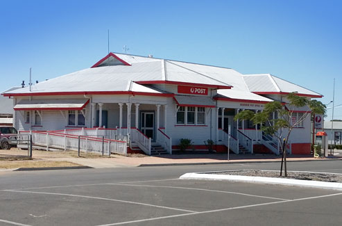 Hughenden Post Office
